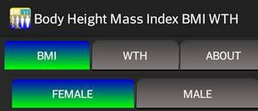 Body Height Mass Index BMI WTH