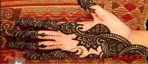 Latest Henna Mehndi Designs HD