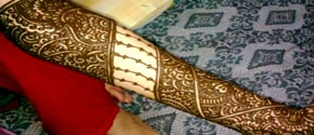 Latest Suhana Henna Designs